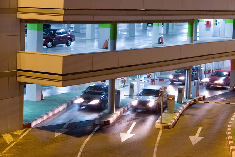 Automatic License Plate Recognition for Retail Car Parks